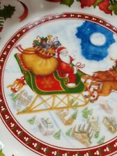 Villeroy /& Boch TOY/'S FANTASY GUSCIO piccoli regali di Natale Piatto Nuovo