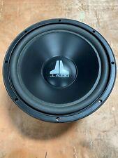 "JL Audio 12W0-4 12"" SVC subwoofer EXCELLENT - Old School Car Audio"