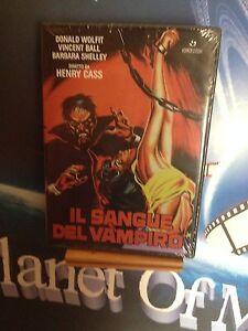 il sangue del vampiro*DVD*NUOVO