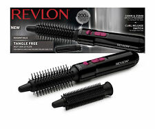 Tangle Free Hot Air Styler Revlon RVHA6017UK Ladies Brush Hair 200w 200 Watts