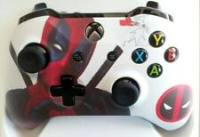 Custom Xbox One Controller 'Deadpool' (Matte Finish)