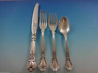 Chantilly by Gorham Sterling Silver Regular Size Place Setting(s) 4pc