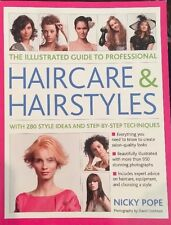 ✂️ The Illustrated Guide to Professional Haircare & Hairstyles Hair Design Book