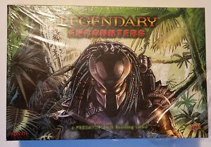 Legendary Encounters A Predator Deck Building Game - Ben Cichoski- Daniel Mandel