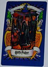 Harry Potter UK only Frog Card