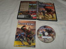 French Version of Blood Bowl Edition Elfes Noirs - Replacement disk only -no key