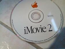 CD rom 2000 Apple iMovie 2 For Mac - Version 2.0.1 Install CD F691-2774-A   Mac