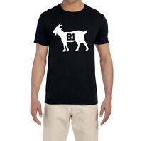 San Antonio Spurs Tim Duncan Goat T-Shirt