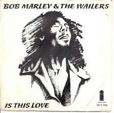 BOB MARLEY & THE WAILERS IS THIS LOVE+1 ISLAND 5011 910 PORTUGAL PRESS