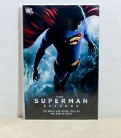 DC Graphic Novel Superman Returns & Other Tales of The Man of Steel Adaptation