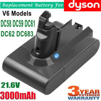 Battery For Dyson SV03 SV04 SV05 SV06 SV09 V6 Handheld Vacuum Cleaner Fast Ship