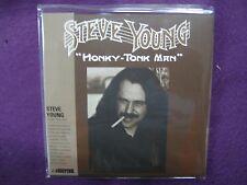 STEVE YOUNG / HONKY–TONK MAN  MINI LP CD NEW