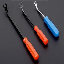3pc herramienta de eliminación de Clip Embellecedor Coche Puerta Ventana Panel sujetador Removedor de Herramientas de Alicates