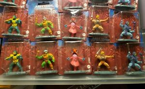 Mattel Masters of the Universe Mini - Figures miniature motu NEW 5 Pc Set