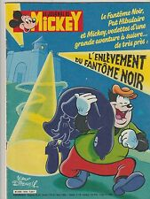 Le Journal De Mickey N°1644 janvier 1984 Hägar Dünor  Mandrake