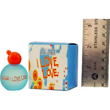 Moschino I Love Love Mini Edt .17 Oz / 4.9 ml EDT Eau de Toilette Splash in box