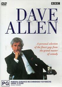DAVE ALLEN. R4 DVD