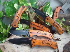 (3) Personalized Knives, Groomsmen Gift, Best Man Knife, Custom, Groomsman 936