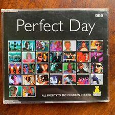 Enfants En Besoin Parfait Jour CD Single W / David Bowie, Elton John, Etc