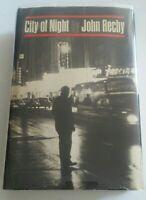City Of Night - John Rechy - 1st Ed/1st Printing Grove Press 1963 Gay LGBT TOPIC