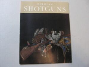 Belgian Shotguns 1950 Catalog