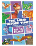The Land Before Time The Complete Collection 8 DVD * * New & Sealed **