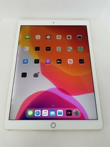 """Apple iPad Pro 2 12.9"""" 64GB Gold A1670 (Wifi) Great Tablet Discounted! KW586"""