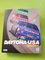 1997 Daytona USA Deluxe Edition Sega PC Collection Windows 95 BRAND NEW SEALED!