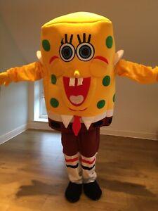 Kids Spongebob Mascot costume - Age 9-11