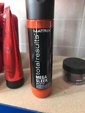 Matrix Total Results MEGA SLEEK SHEA BUTTER CONDUTIONER 300ml £5