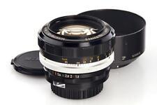 Nikon non-AI 55/1,2 Nikkor-S Auto // 28690,8
