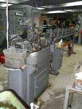 Tornos R-10 Swiss Screw Machine & Automatic Bar Feeder
