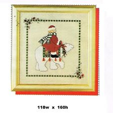 IVY  &  SNOWBALL   -  CROSS STITCH/EMBROIDERY   PATTERN  ONLY  P119Y8