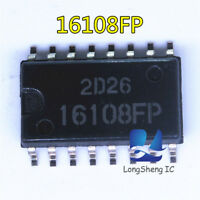 10PCS HA16108FP 16108FP New Best Offer FREQ-MAX, PDSO16, SOP-16 new