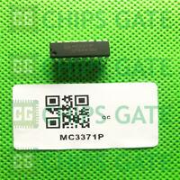 3PCS MC3371P Encapsulation:DIP,LOW POWER FM IF