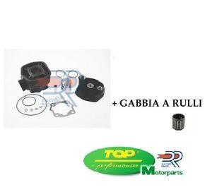 CILINDRO TOP KT00115 D.40+GABBIA A RULLI PER Derbi Senda SM X-RACE 50 2T 04