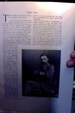 1899 orig. Text Emile Claus Gabriel Mourey Secession  Art Nouveau