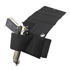 Under Mattress Bedside Gun Holster Car Seat Pistol Handgun Couch Chair Table