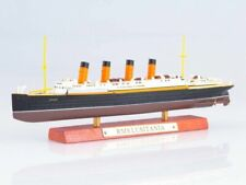 1/1250 ATLAS Diecast RMS LUSITANIA Ship Model Oceangoing Liner Boat Toy Collect