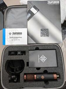 Telefunken TF29 Copperhead Tube Microphone - BRAND NEW