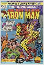L3568: Iron Man #72, Vol 1, VF+-NM Condition