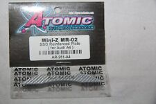 ATOMIC - Mini Z MR-02 - SSG Reinforced Plate For Audi A4  - AR-251-MLF1