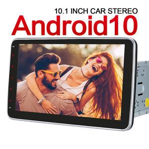 "Pumpkin 10.1"" Doppel DIN Android 10.0 Autoradio GPS Navi DAB+ USB WiFi Bluetooth"