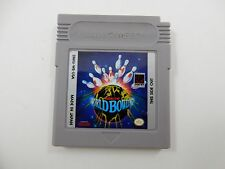 World Bowling (Nintendo Game Boy, 1990) CARTRIDGE ONLY