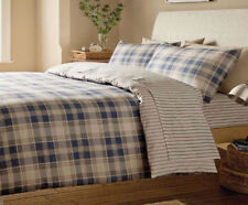 Checked Contemporary 100% Cotton Bedding Sets & Duvet Covers