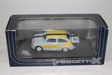 1968 Fiat Abarth 1000 GR5 #4 Ore Monza Progetto K Italy 1/43 Scale Boxed
