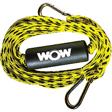 Tow Harness Rope Boat Water Sports Ski  Tube Hooks Line Pulley Towables Rider