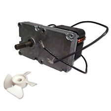 Brake Lathe Feed Motor with Fan for ACCU-TURN, 433641 with FREE SHIPPING!