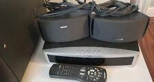 BOSE AV 3-2-1 Series II DVD Receiver Audio Media System AV 321 WORKING