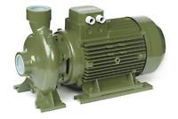 wSaer 6BP Centrifugal Pump 5/110 2HP 115V Single 60Hz Max head 78 ft GPM 176
